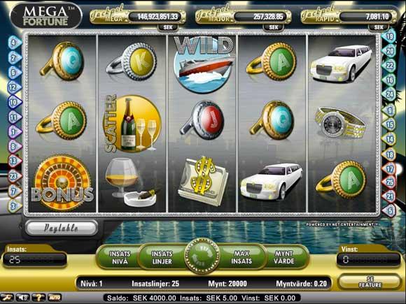 Nirvana Slots - Spela spelet gratis på nätet