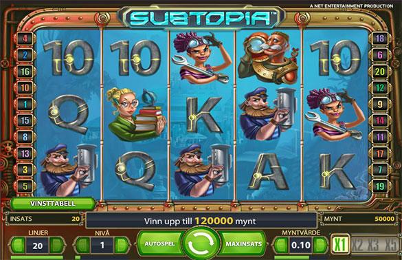 Charterrejsen slots - Spel slotspelet gratis på nätet