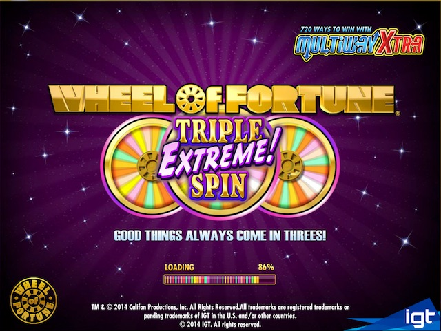 Wheel of Fortune Triple Extreme Spin Slot - Rizk Online Casino Sverige